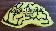 New Foam Brain Hat Headwear 2014 SDCC Comic Con National Geographic Promo Item