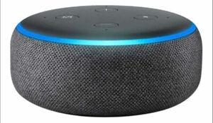 Altavoz asistente inteligente con Alexa - Amazon Echo Dot 3ª Generación