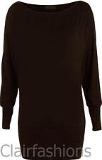 Magliette da donna marrone taglia 44