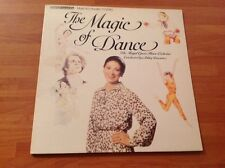 music from the BBC - TV series THE MAGIC OF DANCE 1979 Vinyl 33rpm LP