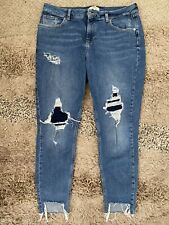 River Island Ripped/Distressed Jeans Size 14R
