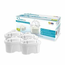 Pack 4/8 meses filtros agua compatible jarras Brita Maxtra purificadora cartucho