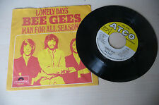 """BEE GEES""""LONELY DAYS- disco 45 giri ATCO Usa 1972"""""""