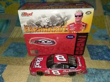 Dale Earnhardt Jr Diecast 1:24 #8 Budweiser BW/Bank 2000 action