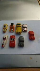 AURORA , AFX,TYCO, ATLAS, MODEL MOTORING -  CHASSIS LOT-