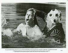 NINA AXELROD  NANCY PARSONS  MOTEL HELL  1980 VINTAGE PHOTO ORIGINAL #1