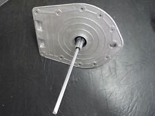 WINEGARD AERIAL BASE PLATE AND GEAR HOUSING COMPLETE WITH ELEVATING SHAFT