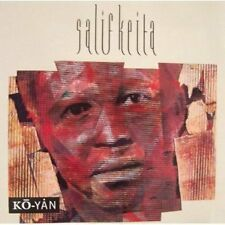 Salif keita KO-yan Island records CD 1989
