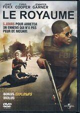 DVD ZONE 2--LE ROYAUME--FOXX/COOPER/GARNER/CARNAHAN/BERG