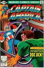 Captain America # 259 (Mike Zeck) (USA, 1981)
