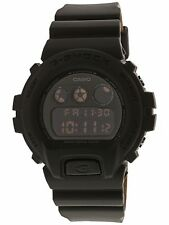 Casio Men's G-Shock DW6900BB-1 Black Resin Quartz Sport Watch