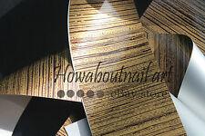"""""""Rattan"""" transfer nail art foil - 1 meter"""