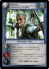 LoTR TCG Promo Legolas, Companion of the Ring FOIL 0P87