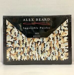 Alex Beard Impossible Puzzles - Audience - 315 Pieces - American Puzzle Company