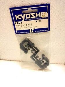 Kyosho Achsschenkel vorne 2 Stück LA27, Nr. 200
