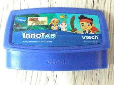 VTech InnoTab 1 2 3 3S MAX  - Disney - Jake & The Never Land Pirates - Game