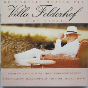 DE MOOISTE MUZIEK UIT VILLA FELDERHOF & DE STOEL - CD