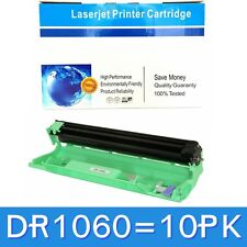 10PK DR1060 Drum Unit Compatible for HL1110 MFC-1810 DCP-1510 XEROX-P115B TN1060