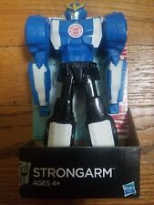 """Transformers- Robots in Disguise: STRONGARM 6"""" Action Figure!"""
