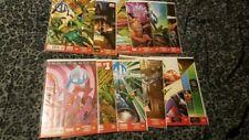 Mavel's Avengers A.I. (2013) #1-12 Complete Run