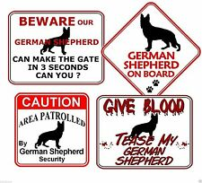 Dog Signs & Plaques with Round Corners