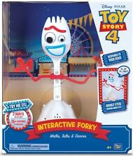 Toy Story 4 Feature Talking Forky 10 Inch From Mr Toys