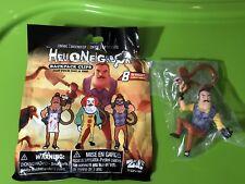 Hello Neighbor Blind Bag Mini Figures Backpack Hanger Clips ~Rope