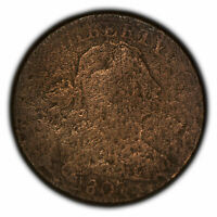 1807 1c Draped Bust Large Cent SKU-Y2276