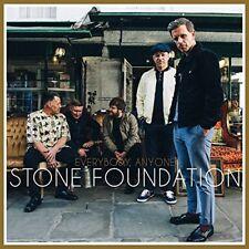 Stone Foundation - EVERYBODY, ANYONE (CD/DVD)