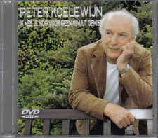 Peter Koelewijn-Ik Heb Je Nog Voor Geen Minuut Gemist  Promo DVD Video