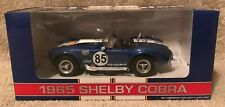 2017 First Gear Federated Auto Parts 1/25 Scale 1965 Shelby Cobra - New