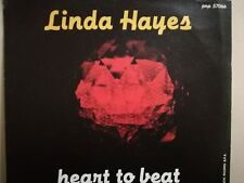 LINDA HAYES - HEART TO BEAT - YOU'RE THE ONE - 45  GIRI nuovo - promo PRESS ITAL