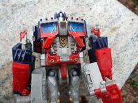 Transformers the Movie TFTM Optimus Prime Leader Class Premium 2006 Hasbro