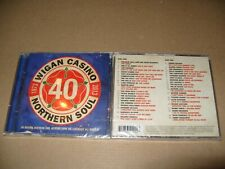 Various - Wigan Casino 40th Anniversary Album CD Spectrum