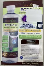 ECO-Pure BMK Cleaning Solution Kit for Keurig Coffee Makers Jet Washer Descaling