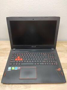 "ASUS ROG STRIX GL502V 15.6"" i7-7700HQ 16GB 2400MHz RAM 500GB SSD 1TB HDD"
