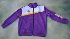 Majestic NBA Los Angeles Lakers Warm Up Jacket Size Women XL.