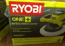 Ryobi 10 in Cordless Orbital Buffer