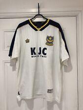 1998-99 Portsmouth Away Shirt - XL