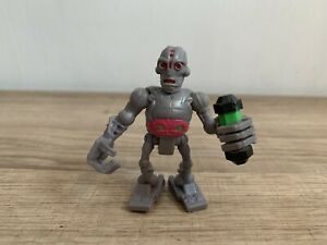 Teenage Mutant Ninja Turtles TMNT Half Shell Heroes Krang Figure imaginext RARE!