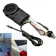 Universal Electric Car Aerial Radio Automatic Booster Power Antenna w/Amount Kit