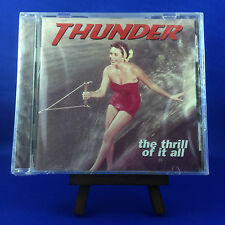 THUNDER: The Thrill Of It All (ULTRA RARE BRAND NEW UK 1996 1ST PRESSING)