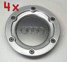 4 Cache Jante moyeux Centre de roue Audi A3 A4 A6 S3 S4 S6 TT 8N0601165A 146mm