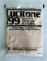 LUCITONE Quality Material Powder for Acrylic Denture 100g