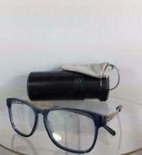 Brand New Authentic ic! Berlin Eyeglasses 118 Onkel Tom Strabe Bronze Frame 52mm