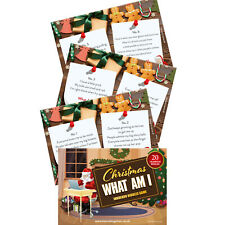 What Am I Innuendo Christmas Games Adults Stocking Fillers Party Xmas Gifts Box
