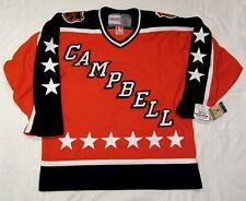 1984 NHL ALL STAR - size MEDIUM - CCM 550 VINTAGE series Hockey Jersey