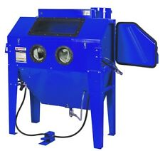 Industrial Sandblaster Sandblasting Cabinet with Dust Extraction Trade Quip