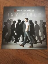 Hunter Hayes Invisible Poster