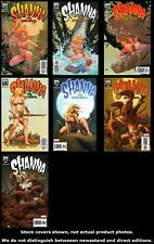 Shanna the She-Devil (2nd Series) 1 2 3 4 5 6 7 Complete Set Run Lot 1-7